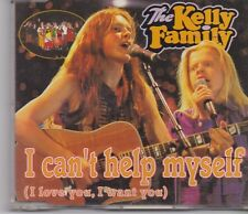 The Kelly Family-I Cant Help Myself cd maxi single