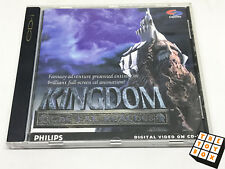 Vintage Philips CD-i Video Game Kingdom The Far Reaches