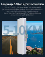 5-10km WiFi Router 300Mbps Outdoor Access Point 5.8G CPE Bridge Wireless AP cf