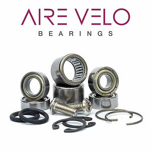 SPEEDPLAY PEDAL BEARING KIT - (ZERO, X1, X2, LIGHT ACTION, TI & STAINLESS)