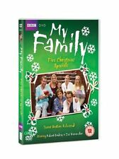 MY FAMILY - FIVE CHRISTMAS SPECIALS - DVD - REGION 2 UK