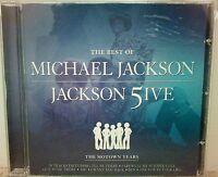 The Jackson 5 - Best of Michael Jackson & The Jackson Five (CD, 1997)