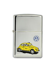 Zippo VW Volkswagen Beatle auf high polished