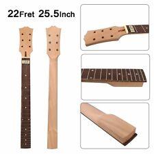 Guitar Neck 22Fret 25.5inch Mahogany+Rosewood Fit Lp Style Guitar Parts #L17