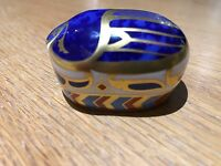 Royal Crown Derby, Paperweight with Gold Stopper Millenium Bug
