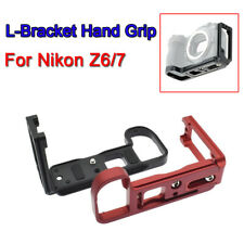 QR Base L Plate Bracket Camera Grip Camera Holder For Nikon Z7 Z6 LB-Z7