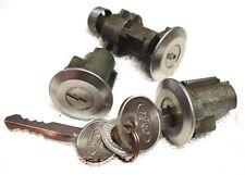 NOS Door & Trunk Locks With Keys Ford Maverick 73 74 75 76 77