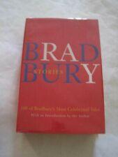 Signed! Ray Bradbury Stories Hcdj  00006000 100 of Bradbury's Most Celebrated Tales Great!