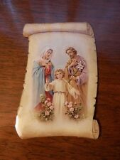 Holy Family window sticker/decal Jesus, Mary, Joseph beautiful new