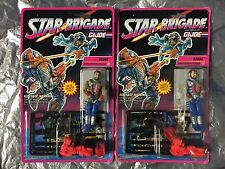 GI Joe Ozone Vintage Action Figure New Sealed Star Brigade