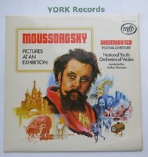 MFP 57009-Moussorgski-Pictures At An Exhibition-Davison-EX ARNAQUE LP record