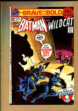 Brave and the Bold #97 - Batman and Wildcat! - 1971 (Grade 8.0) WH