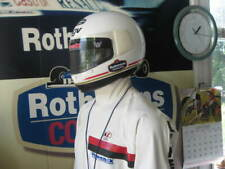 AGV - Prelude Vintage Full Face - 1998 - Rothmans Honda