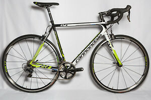 Cannondale SuperSix Evo Hi-Mod Carbon Road Bike Size 56 Hollowgram 11speed