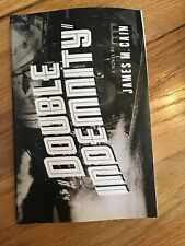 Double Indemnity by James M. Cain softcover Classic Noir