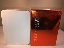 GUCCI RUSH AFTER SHAVE LOTION FOR MEN - 3.4 OZ / 100 ML - NEW IN BOX