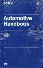 Automotive Handbook, Bosch, Robert, New Book