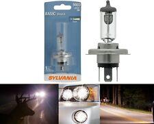 Sylvania Basic 9003 HB2 H4 60/55W One Bulb Head Light Dual Beam Replacement DOT