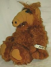 "ALF 17"" Plush Stuffed Animal Doll Toy Coleco 1986 Alien Production Hospital Band"