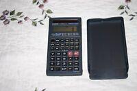 Casio FX-260 Solar Scientific Calculator with cover Ships Free