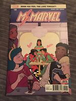 Ms. Marvel #29 Archie Homage Cover High Grade Kamala Khan [Marvel Comics, 2018]