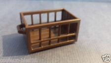 PLAYMOBIL Western - Le matériel de la mine, de la ferme, la caisse de transport
