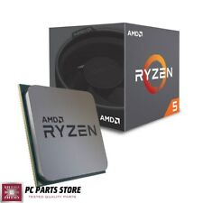 AMD Ryzen 5 2600 3.4GHz 6-Core 16MB AM4 Boxed Processor w/ Wraith Stealth Cooler