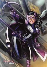 HUNTRESS / DC Comics The Women of Legend BASE Trading Card #20