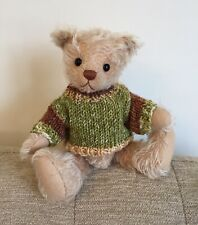 ++TEDDY CLOTHES++ new hand knitted jumper to suit an 8 inch bear