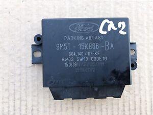 Ford C Max 1,6TDCI  Einparkhilfe Modul Steuergerät 9M5T-15K866-AB