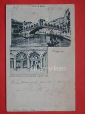 VENEZIA Albergo Orientale Cappello Nero Prop. G. Novati vecchia cartolina