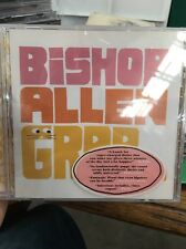 Grrrr.... by Bishop Allen CD New Sealed