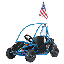 New Dongfang Go Kart Gas Powered Roll Cage Kid Go Karts 79cc 80cc buggy 80GKS