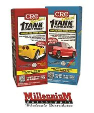 New CRC Gasoline & Diesel Sytem Cleanup - 1-Tank Power Renew 05815 & 05816 COMBO