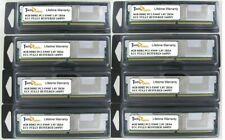 64GB KIT 8X8GB DELL FBDIMM PowerEdge M600 M605 M800  RAM MEMORY