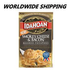 Idahoan Fumé Fromage & Bacon Purée Pommes de Terre 118ml Mondial Livraison