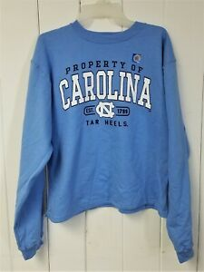 UNC North Carolina Tar Heels Ladies Carolina Blue Sweatshirt