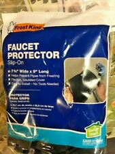 "FROST KING FAUCET PROTECTOR 7 3/4"" X 9"" NEW IN PACK"