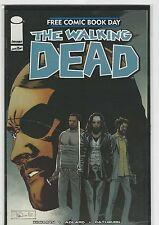 Walking Dead Fcbd Free Comic Book Day 2013 Un-stamped Nm+