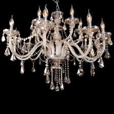 95cm Large Crystal Chandelier Modern Ceiling 15 Arms Pendant Lighting Fixture
