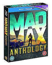 Mad Max Anthology (4 Films) Blu-Ray NEW BLU-RAY (1000581115)