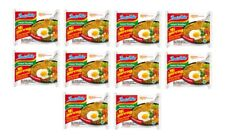 10 x 80g IndoMie Bratnudeln Mi Goreng Fried Noodles gebratene Nudeln