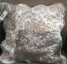 Kissenbezug Kissenhülle Zierkissen Bezug Ornamanet Shabby Landhaus Brocante 40cm