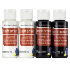 Black & White Acrylic Paint Value Set By Craft Smart®