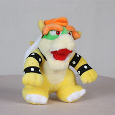 Super Mario Bros Baby Bowser Koopa Jr. Plush Toy Stuffed Animal Doll 6.5 inch