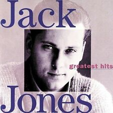 Greatest Hits [MCA] by Jack Jones (CD, Sep-1995, MCA)