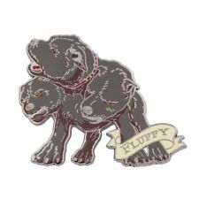 Universal Studios Harry Potter Fluffy Dog Pin New with Card