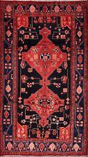 "Excellent Geometric 6x10 Nahavand Hamadan Persian Oriental Area Rug 9' 9"" x 5' 6"