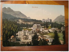 Sils Maria Engadin Post Card Grigioni Svizzera IPHONE