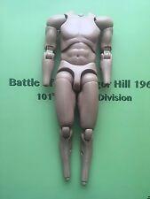 Ace batalla de Hamburger Hill 1969 101st cuerpo desnudo en el aire Suelto Escala 1/6th
